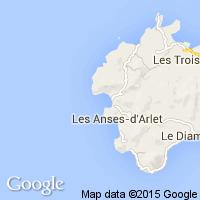 plage Grande Anse d'Arlet