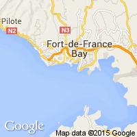 plage Fort de France