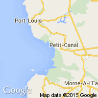 plage Petit Canal