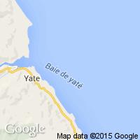 plage Yaté (Baie)