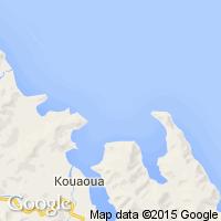 plage Kaouaoua (Baie)