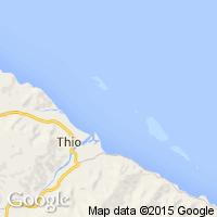 plage Thio