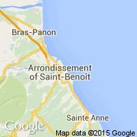 plage St Benoit