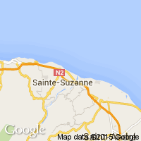 plage Sainte Suzanne