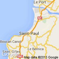 plage Saint Paul