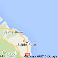 plage Sainte Rose