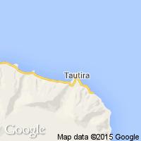 plage Tautira