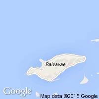 plage Raivavae