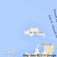 plage Batz (île)