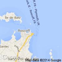 plage Roscoff (Viviers)