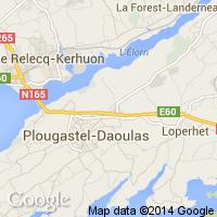 plage Plougastel-Daoulas