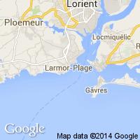 plage Larmor Plage