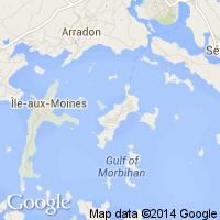 plage Arz (île)