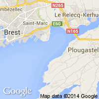 plage Rade de Brest