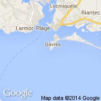 plage Gavres