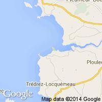 plage Trédrez Locquémeau