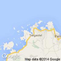 plage Trégastel