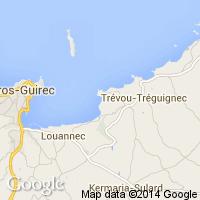 plage Trélévern