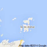 plage Bréhat (île)