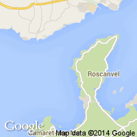 plage Capucins (îlot)