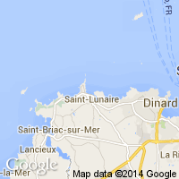 plage Saint-Lunaire