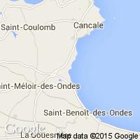 plage Saint-Méloir des Ondes