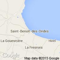 plage Saint-Benoît des Ondes