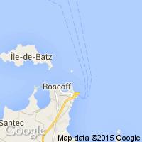 plage Ti Saozon (île)