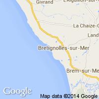 plage Brétignolles sur Mer