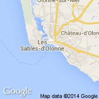 plage Sables d'Olonne