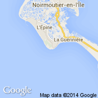 plage Pointe de la Loire