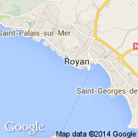 plage Royan