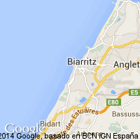 plage Côte des Basques