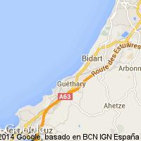 plage Guéthary