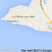 plage Crique de Préfailles